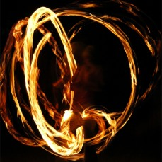 Fire-spinners