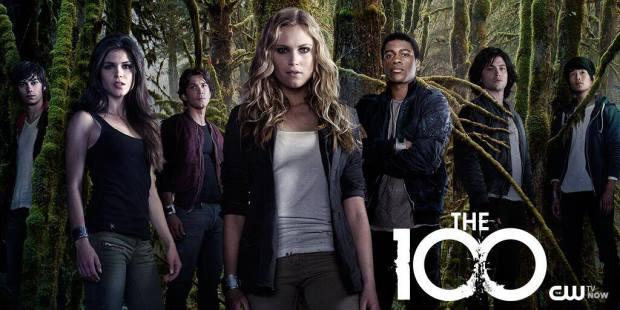 The 100 season 2 cast (all kids)